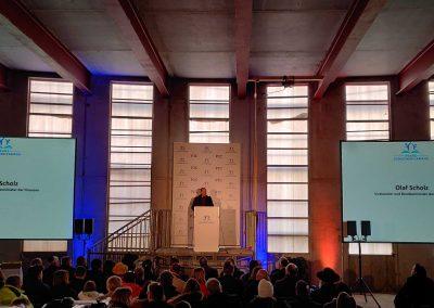 SEARS Campus Richtfest am 1. März 2020